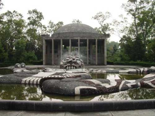 Chapultepec Park, Mexico City