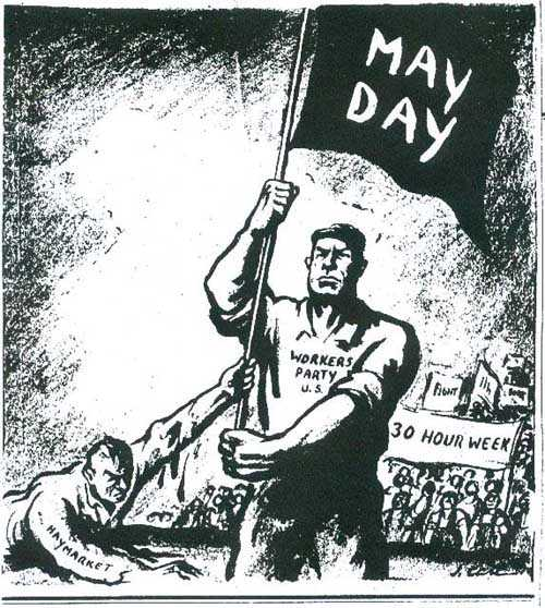 may day