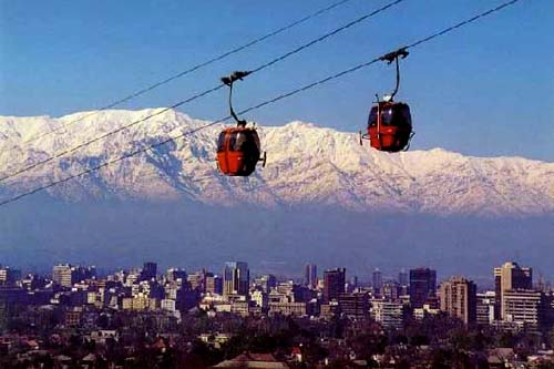 Metropolitan Park, Santiago