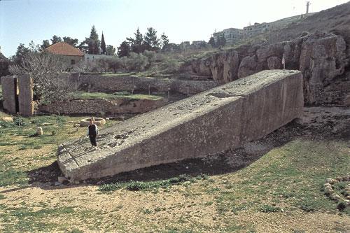 Stones of Balbek