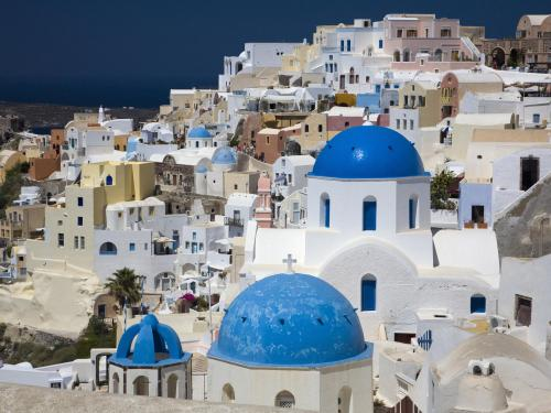 The Land of the Greeks, Greece