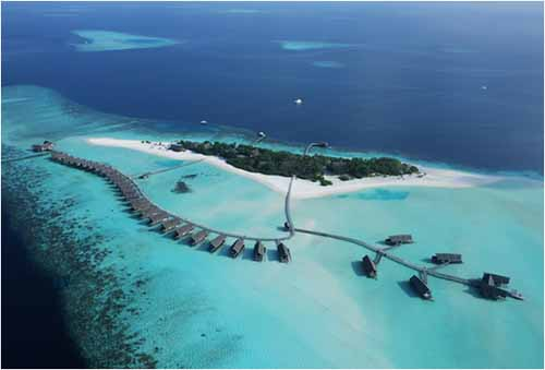 The Luxury Life of Maldives