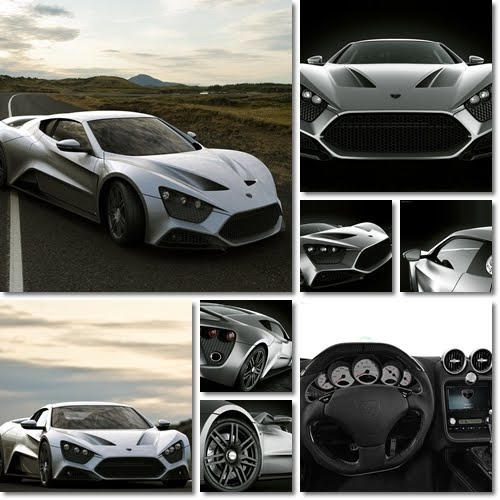 Zenvo-ST1