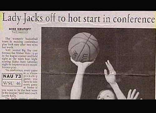 Funny dating headlines 2012