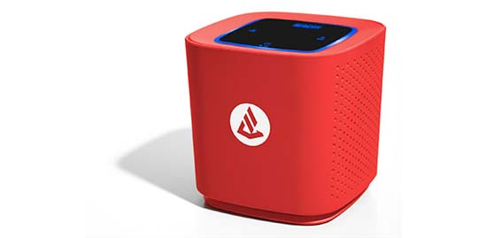 1. Beacon Phoenix Bluetooth Speaker