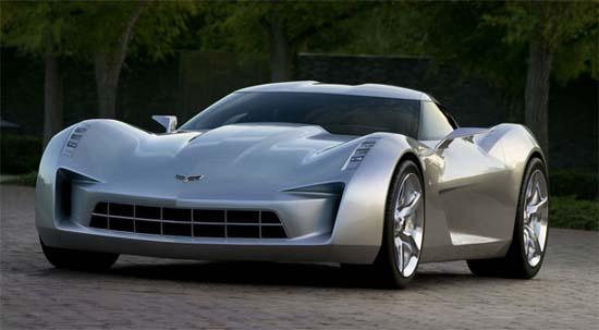 10. Corvette C7
