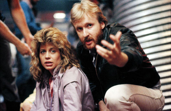 10. James Cameron and Linda
