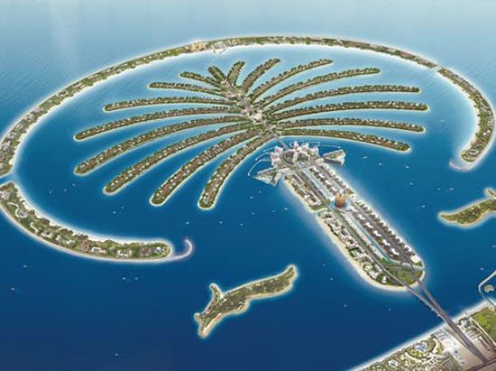 10. Palm Jumeirah