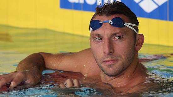 2. Ian Thorpe (Australia) Swimming
