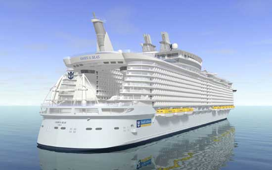 2. Oasis of the Seas