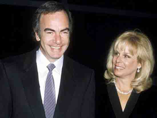 3. Neil Diamond and Marcia Murphey
