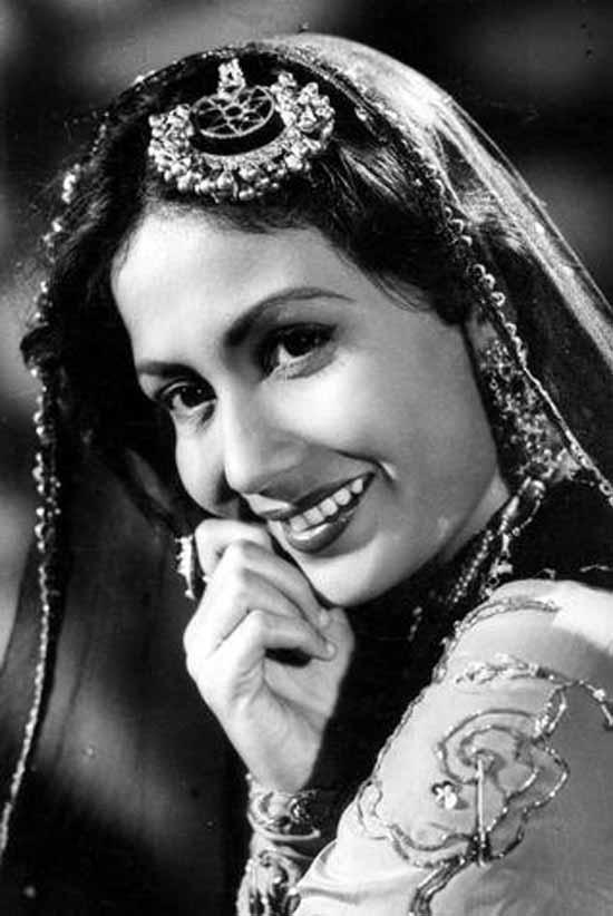 5. Meena Kumari (1932-1972)