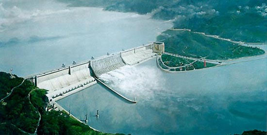 6. Three Gorges Dam