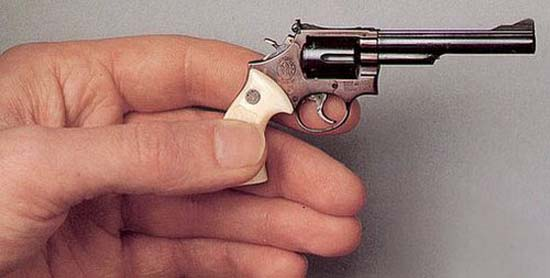 8. Spy Guns