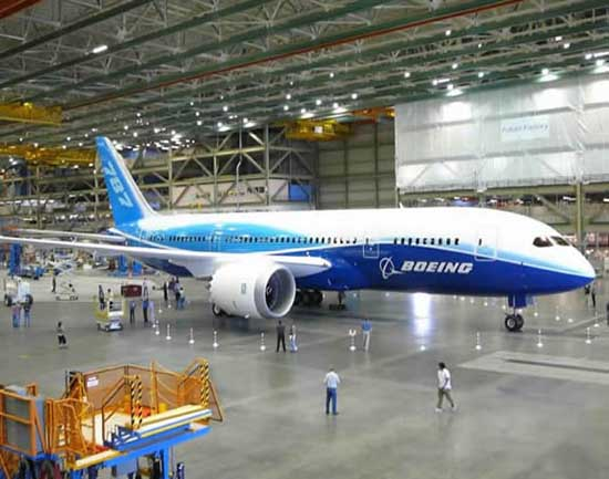 8. The Dreamliner