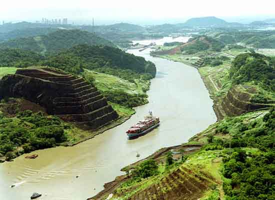 9. Panama Canal