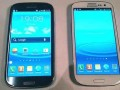 Samsung Galaxy S3 Black and White