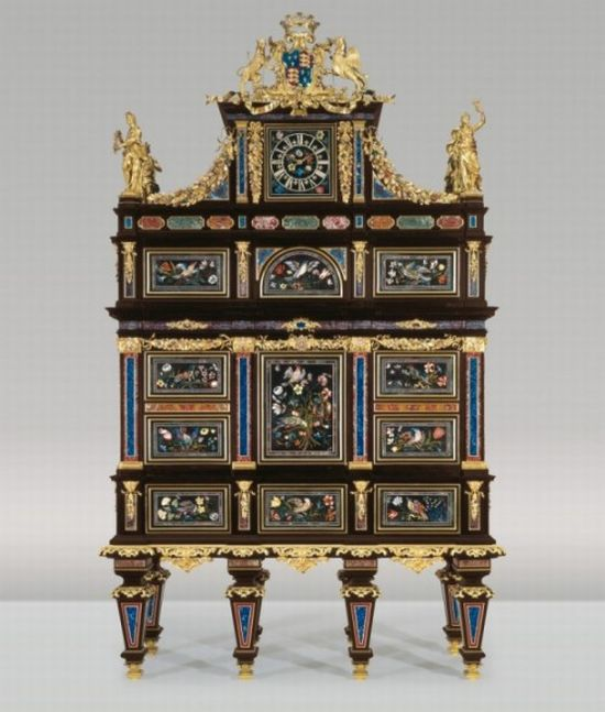 1. The Badminton Cabinet- $36.7 million