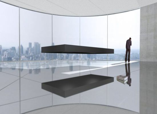 4. Ruijssenaars Magnetic Floating Bed- $1.6 million