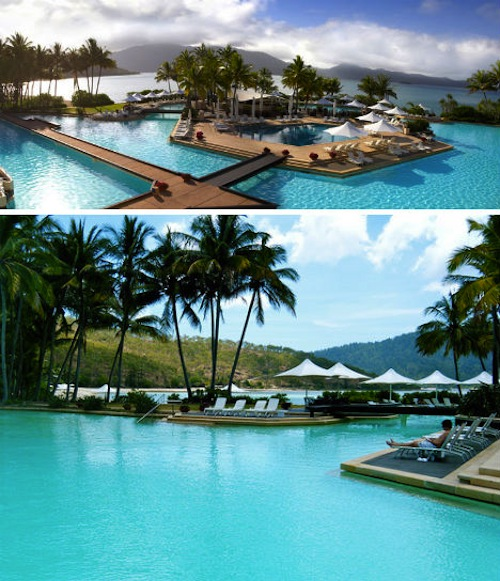 Top Ten Picturesque Pools In The World
