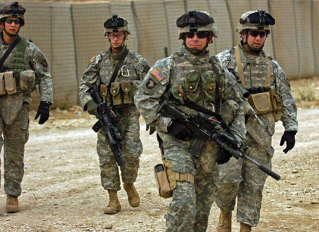 The Largest Armies In The World - World's most powerful military countries 2013