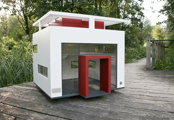 Most expensive dog houses in the world for Most modern house in the world