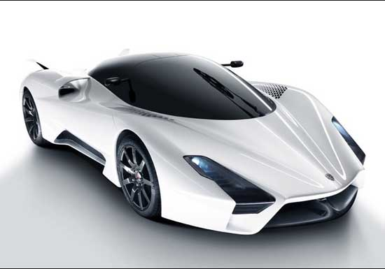 10 Most Stylish Cars 2012