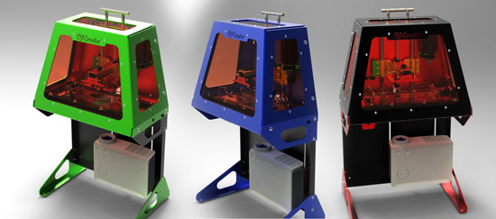 6. The B9 Creator 3D Printer